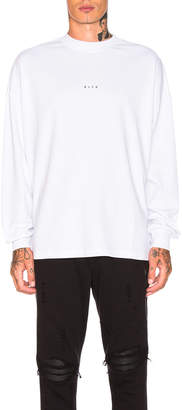 Alyx Drop Out Long Sleeve Tee