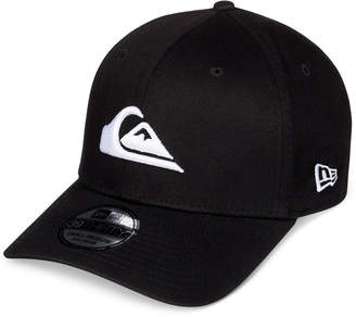 Quiksilver Men Mountain and Wave Logo Cap