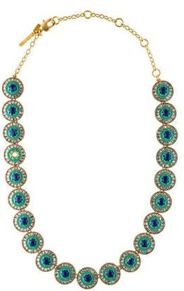 Lele Sadoughi Sundial Collar Necklace
