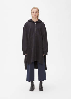 MM6 MAISON MARGIELA Oversized Zip Up Hoodie