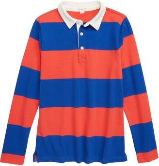 J.Crew crewcuts by 1984 Rugby Shirt