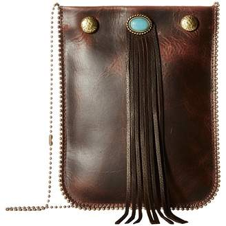Leather Rock CE37 Cross Body Handbags