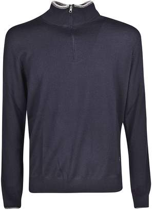 Fay Elbow Patches Jumper