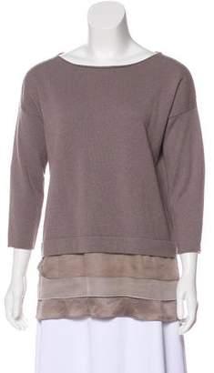Fabiana Filippi Knit Cashmere Sweater