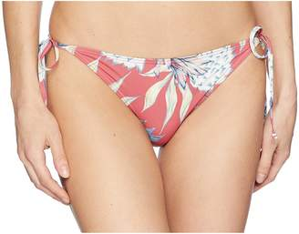 Roxy Little Bandits Tie Side Surfer Bottoms Women's Swimwear