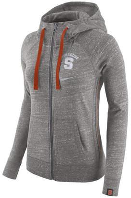 Nike Women's Syracuse Orange Vintage Full-Zip Hoodie
