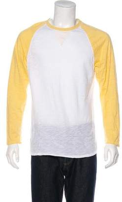 Shipley & Halmos Color-Blocked Long Sleeve T-Shirt