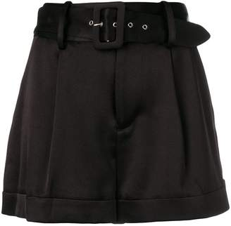Alice + Olivia Alice+Olivia belted shorts
