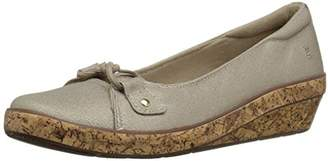 Grasshoppers Women's Lily Wedge Sneaker