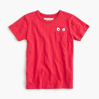 Boys' glow-in-the-dark Max the Monster pocket T-shirt $19.50 thestylecure.com