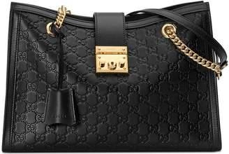 Gucci Padlock Signature medium shoulder bag