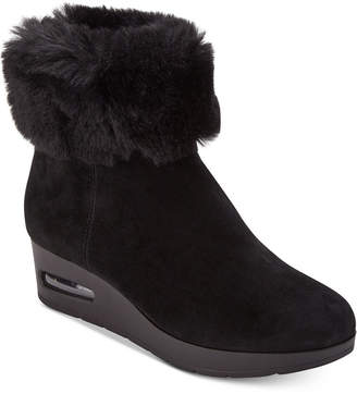 DKNY Aron Wedge Booties