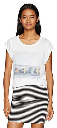 Rip Curl Women's The Lineup S/s Tee