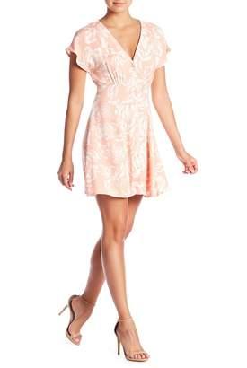 MinkPink Assam Floral Dress