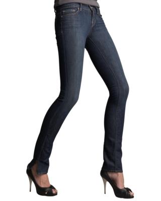 J Brand Jeans Zip-Ankle Skinny Jeans