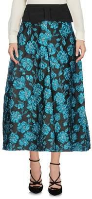 Cristinaeffe (クリスチーナエフェ) - CRISTINAEFFE 7分丈スカート