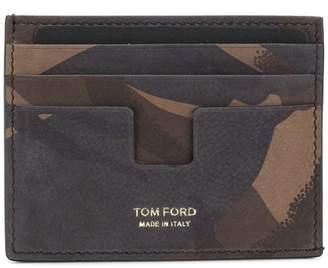 Tom Ford printed cardholder