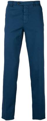 Berwich slim-fit trousers