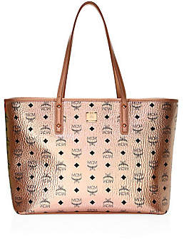 367599e31d MCM Women s Medium Anya Top-Zip Shopper
