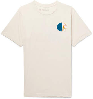 Off-White Mollusk - Printed Cotton-Jersey T-Shirt
