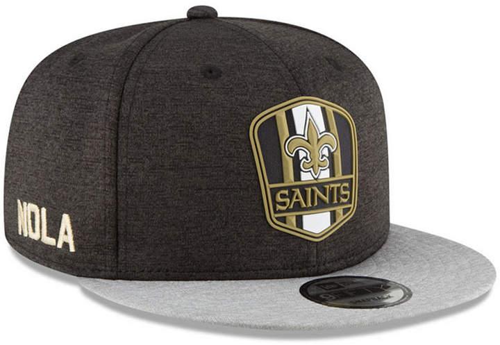 New Era Boys' New Orleans Saints Sideline Road 9FIFTY Cap