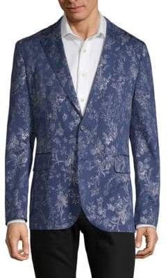 Robert Graham Floral Sport Coat