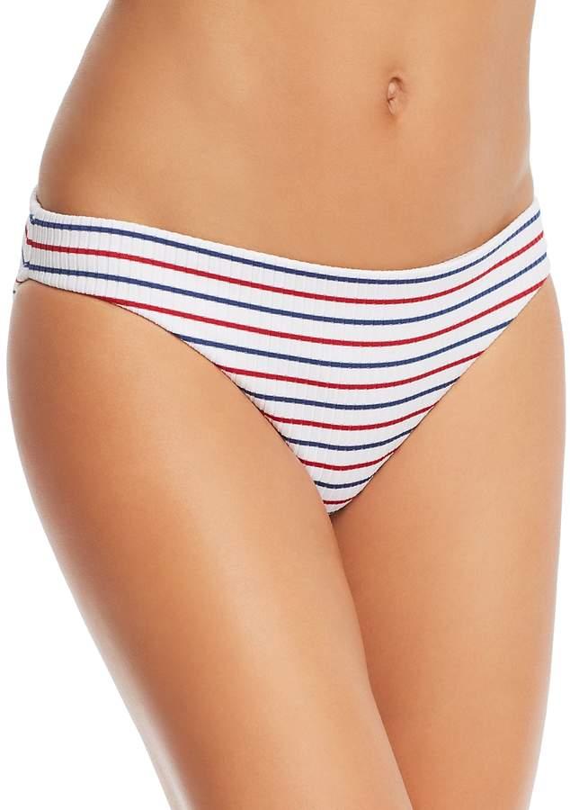Striped Classic Bikini Bottom
