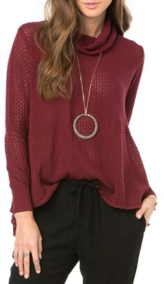 O'Neill 'Clemens' Knit Turtleneck Sweater $64 thestylecure.com