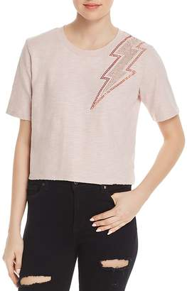 Honey Punch Embellished Lightning Tee - 100% Exclusive