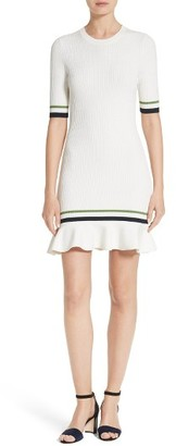 Women's Veronica Beard Ace Knit Dress $395 thestylecure.com
