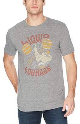 Lucky Brand Men's Liquid Courage Graphic TEE