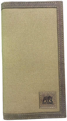 Asstd National Brand Mens Checkbook Wallet