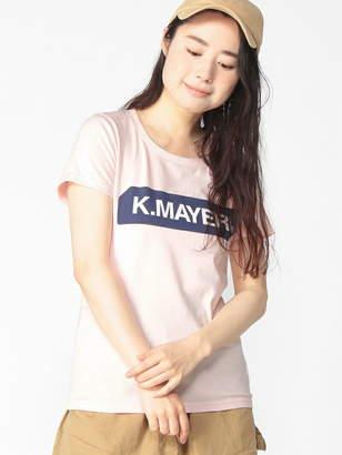 Kriff Mayer (クリフ メイヤー) - KRIFF MAYER (L)ブランドロゴTEE(BOX) クリフメイヤー カットソー