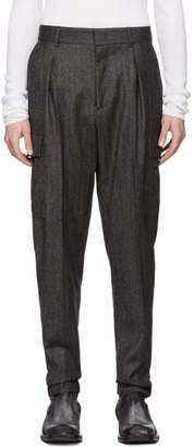 Stella McCartney Grey Dover Cargo Pants