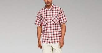 Under Armour Men's UA Tide Chaser Plaid Short Sleeve