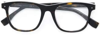 Fendi Eyewear square glasses