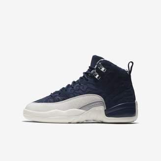 Jordan Air 12 Retro Premium Big Kids' Shoe