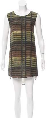 Theyskens' Theory Sleeveless Shift Dress