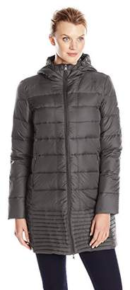 Hawke & Co Women's Packable Down Coat