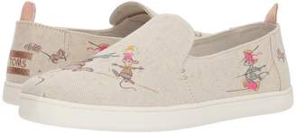 Toms Disney Women's Slip on Shoes