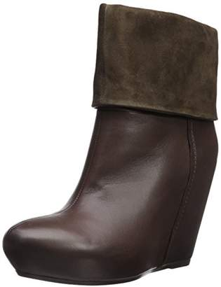 VIC Women's Fold-Down Wedge Boot