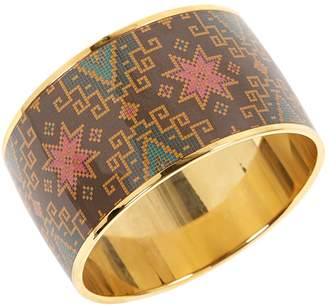 Matthew Williamson Gold Metal Bracelet