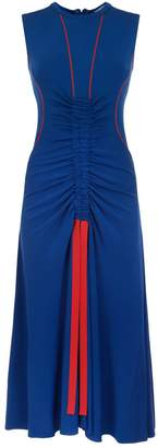 Sportmax Ruched Jersey Dress