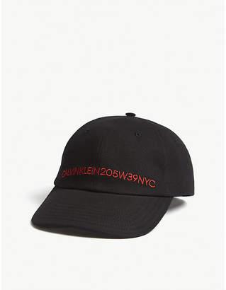 Calvin Klein Logo baseball cap