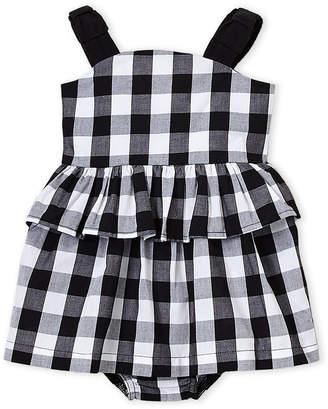 Kate Spade Infant Girls) Gingham Sundress