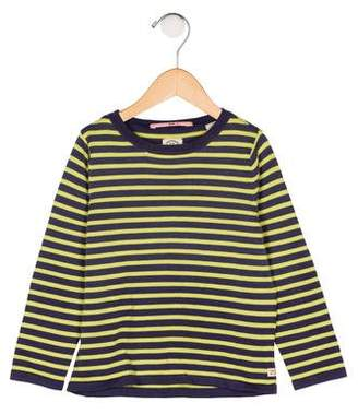 Scotch Shrunk Boys' Stripe Knit Shirt