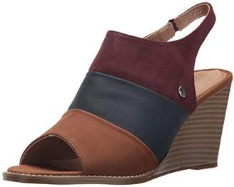Nautica Women's Tahoe Wedge Sandal