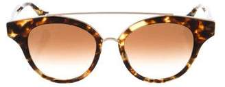 Dita Medina Tortoiseshell Sunglasses w/ Tags
