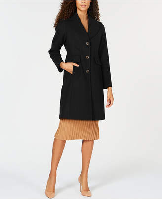 Vince Camuto Single-Breasted Coat