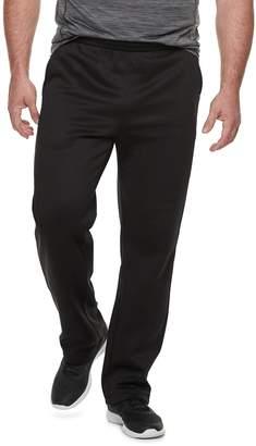 Tek Gear Big & Tall Performance Fleece Open-Bottom Pants